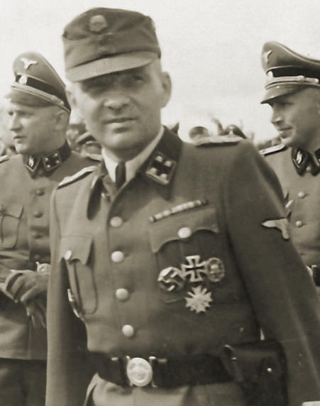 Photo of Rudolf Hoess